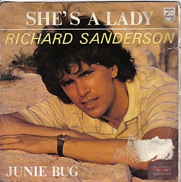 Richard Shanderson She's a lady